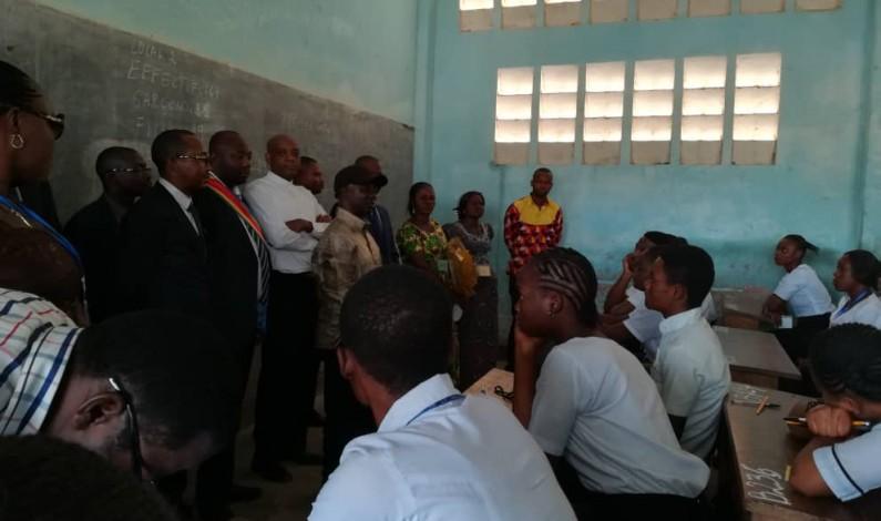 «Ne faut pas penser que l'université est faite pour tout le monde,même pour ceux qui ont triché»,lâche le ministre Bitakwira au lancement de l'examen d'Etat