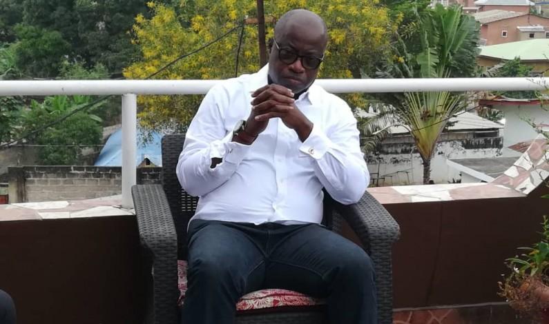 """Interview:La Parole à José Ntedika:""""Il ne faut pas présenter à l'opinion que le chef de l'Etat ne veut pas prioriser le port en eaux profondes"""""""
