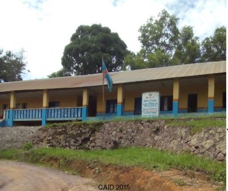 Des policiers déjouent une attaque à main armée contre l'administrateur du territoire de Kasangulu