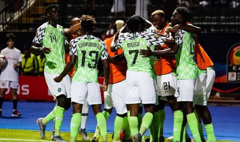 CAN 2019: le Nigeria écarte le Cameroun tenant du titre en huitièmes