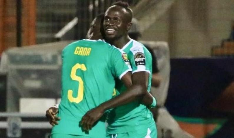 CAN 2019: le Sénégal, facile vainqueur de l'Ouganda en huitièmes