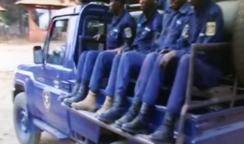 Kongo central: deux 4×4 pour la police de Madimba et Kasangulu