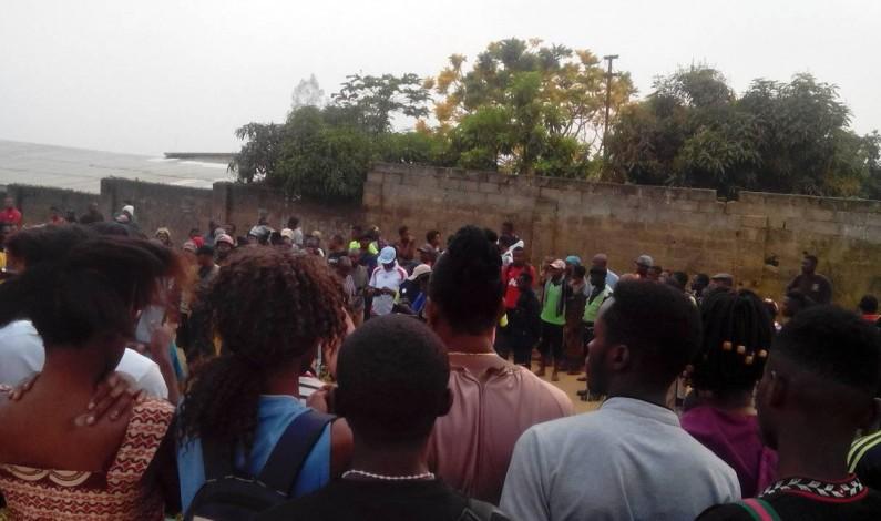 Matadi:cagoulés et armés,des bandits volent dans une maison à Soyo