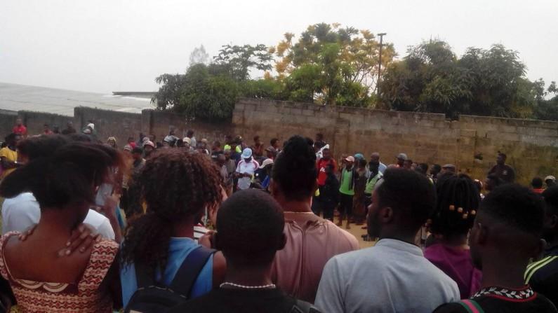 Un corps sans vie découvert à Soyo à Matadi