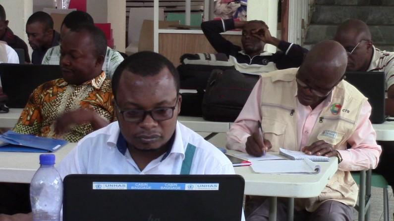 RDC:la cartographie générale de l'insécurité alimentaire en chantier