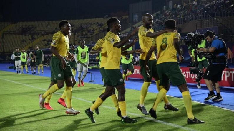CAN 2019: l'Egypte sortie de sa CAN par la surprenante Afrique du sud en huitièmes