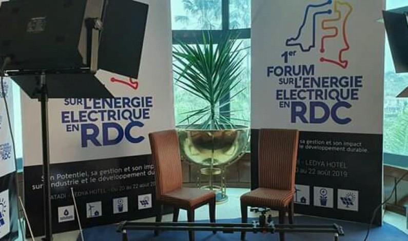 La RDC veut que son potentiel énergétique profite à ses habitants, la sous-région et l'Afrique