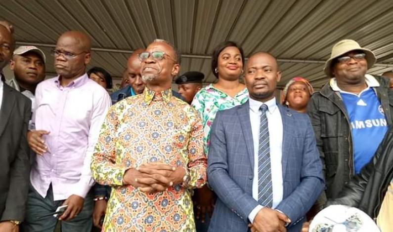 Kongo central: le gouverneur annonce la reprise des travaux du stade Lumumba la semaine prochaine