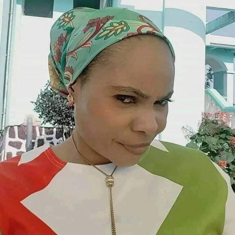 Mimi Muyita,assistante du gouverneur du Kongo central révoquée
