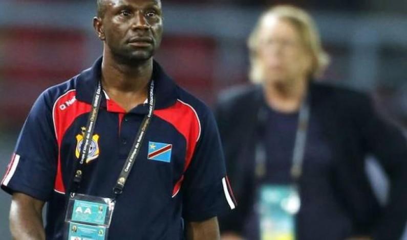 Foot-RDC: l'entraîneur des Léopards Florent Ibenge démissionne