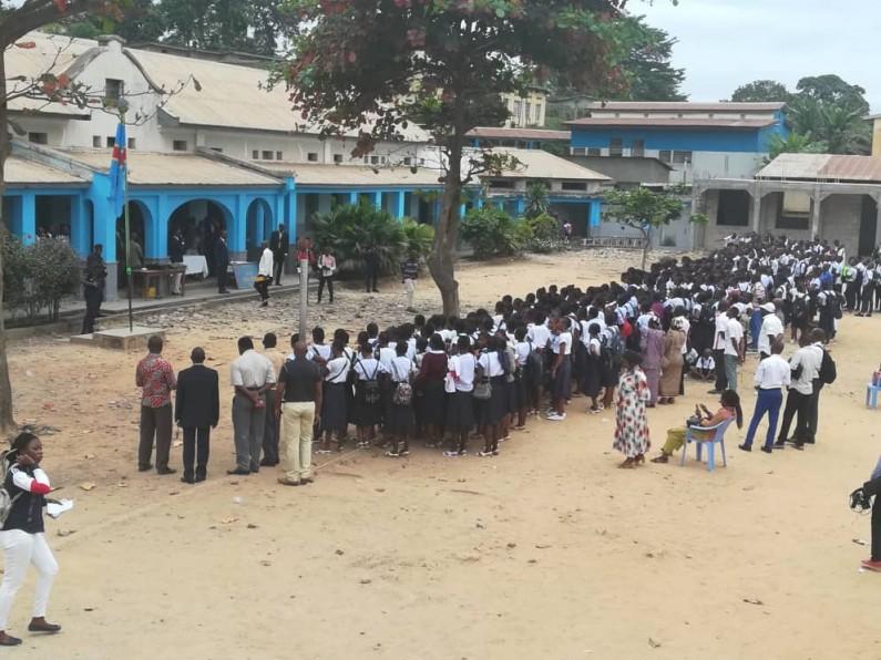 Rentrée de classe sur fond de gratuité de l'enseignement de base au Kongo central