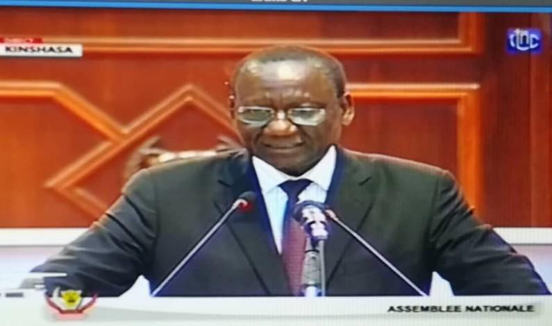 """Premier ministre de la RDC:""""Je demeure persuadé qu'aucune lutte contre les antivaleurs que nous dénonçons tous n'est possible sans une justice libre et indépendante"""""""