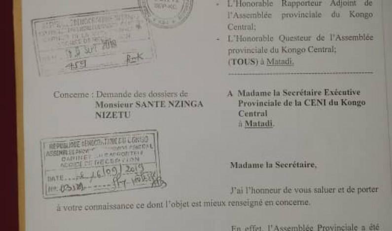 """Kongo central: interprétations sur """"l'irrégularité"""" du vote à l'Assemblée provinciale"""