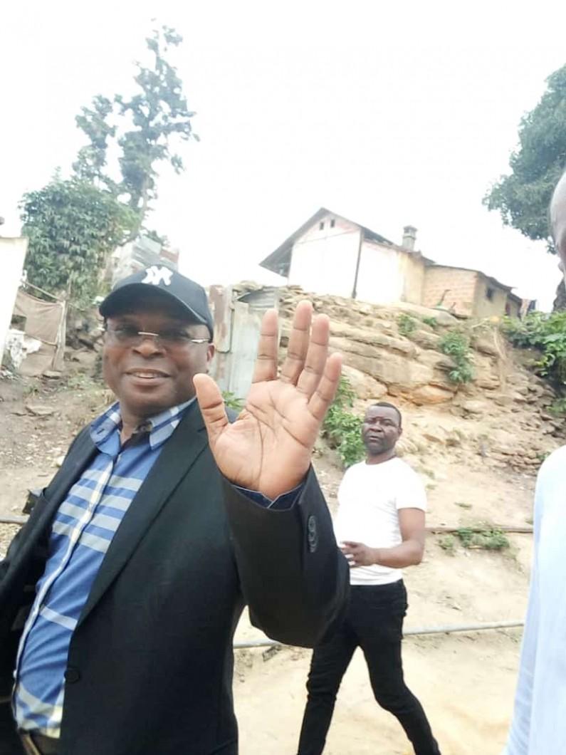 Kongo central: le directeur de cabinet du gouverneur obtient la libérté provisoire