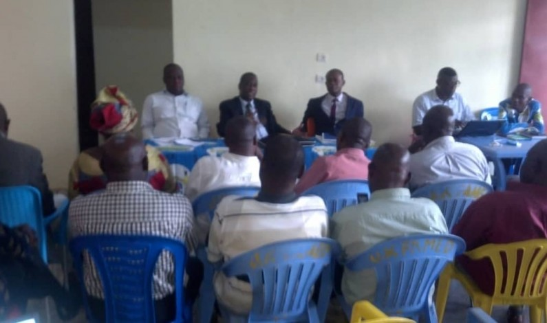 Kongo central: l'UK à la recherche d'une entente sur le transfert de deux facultés du campus de Kisantu