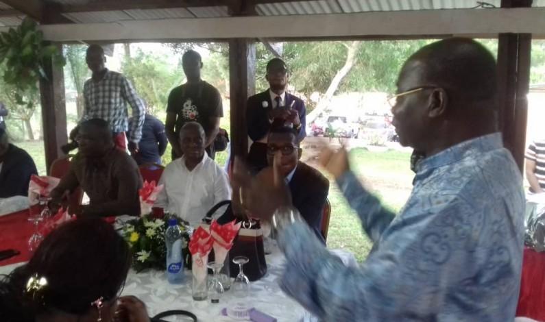 Le député Simon Mbatshi resserre les liens entre les élus Ne kongo