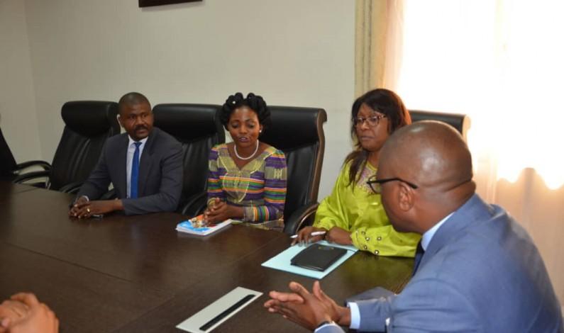 La jeunesse congolaise veut davantage être intégrée sur le plan régional et international