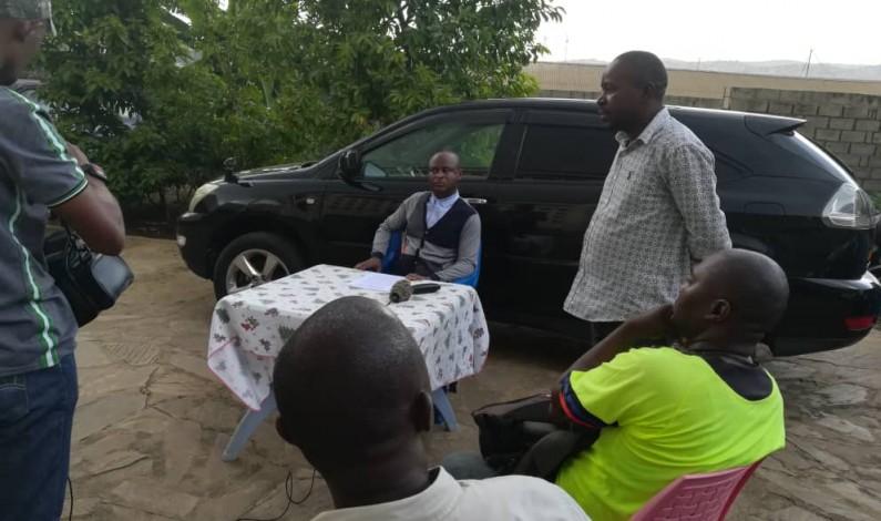 """Pierre Kabangu: """"Nous sommes dans l'erreur, il n'y a pas eu refus mais un soucis de mieux faire"""""""