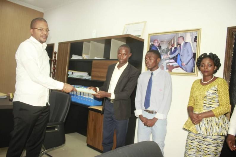 RDC: plaidoyer de Liliane Lelo en faveur de Lauréats de l'examen d'État du Kongo central