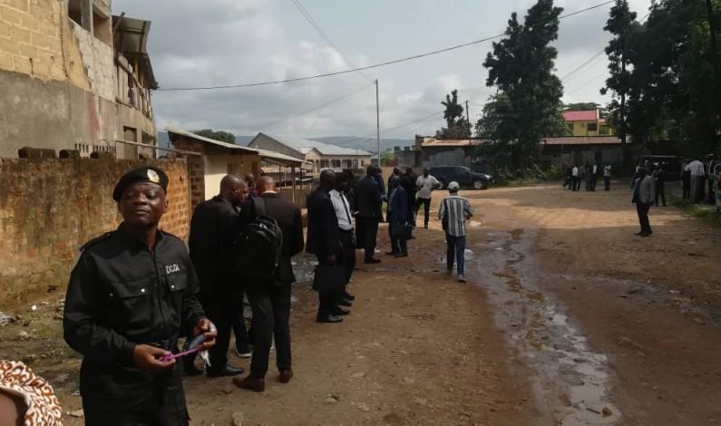 En colère contre l'arrestation de leurs collègues, des douaniers sèchent le port de Matadi