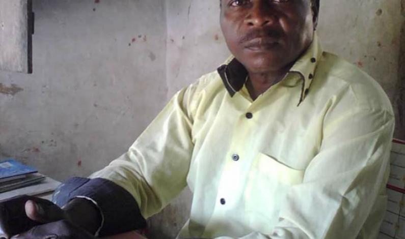 Emmanuel Lukeba, un grand chevalier de la plume du Kongo central s'éteint