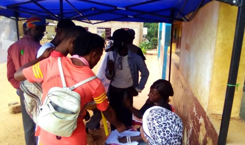 Dépistage organisé par  l'ONG Pasco à Matadi: un séropositif enregistré