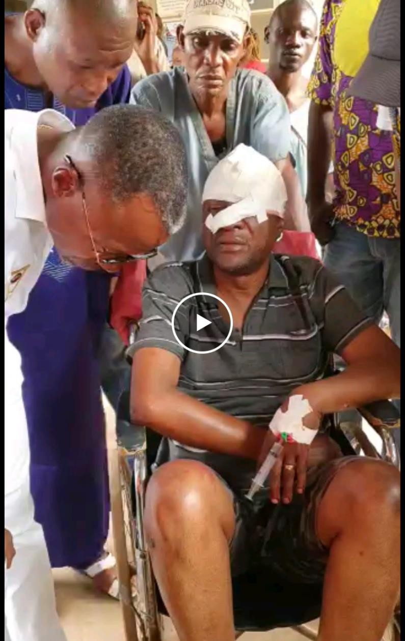 Jean-Luc Bekama, président provincial de la FEC Kongo central, agressé par des bandits
