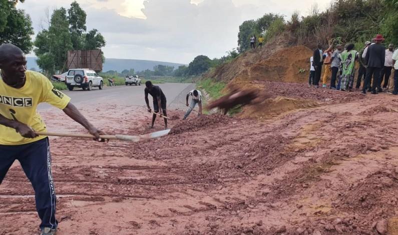Kongo central: le point de contrôle sera placé à l'entrée de la province dans le territoire de Kasangulu