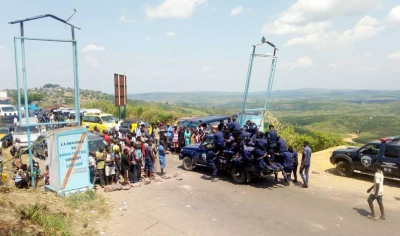 Tenge Lito sur le Coronavirus:»Je dis merci au nom du gouverneur Gentiny Ngobila pour les efforts fournis par le Kongo central»