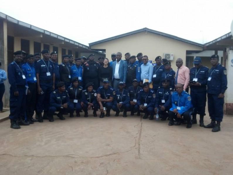RDC:les formateurs des policiers sur les droits des enfants recyclés
