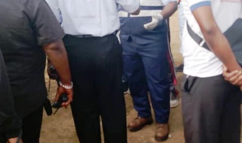 RDC-Angola: les Angolais ferment la frontière de Lufu vendredi 20 mars