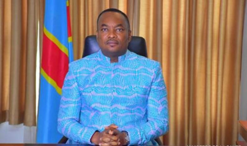 Rectificatif: le ministre de la Santé corrige que le patient atteint de coronavirus est un Congolais