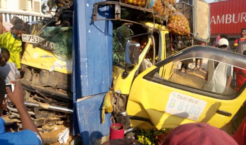 Accident en diagonale du Lycée Vuvu-Kieto à Matadi: le bilan revu à la hausse, cinq morts