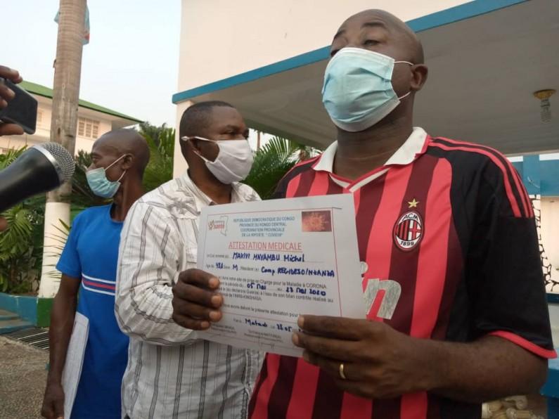 Covid-19 au Kongo central : «La maladie est réelle, ce n'est pas une invention, nous en sommes la preuve»
