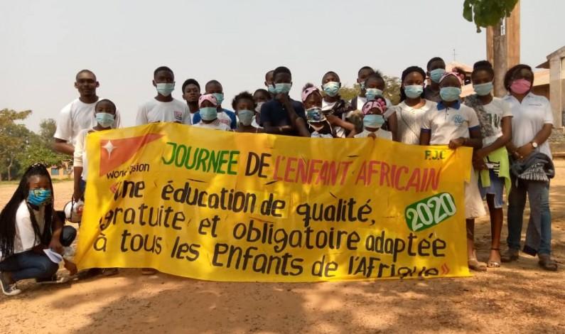 Journée de l'enfant africain: les enfants de Mbanza-Ngungu au Kongo central pour le respect de leurs droits