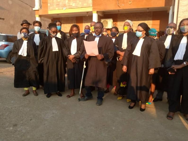 Les avocats du barreau du Kongo central demandent de faire barrières aux  propositions des lois Minaku et Sakata anti-constitutionnelles