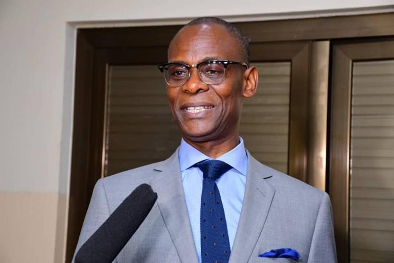 """Deo Nkusu:"""" Je voudrais que nous, la province du Kongo central connaissions un nouveau départ """""""