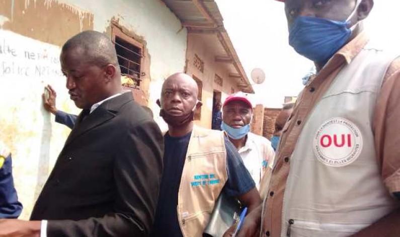 Songololo: un détenu pour une dette de 15$ parmi les libérés du parquet