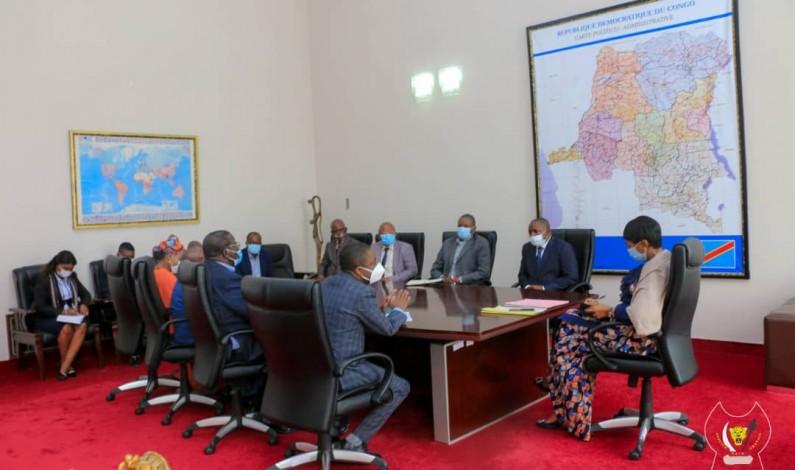 Dossier désignation de Ronsard Malonda à la tête de la CENI: des députés du Kongo central chez Jeannine Mabunda