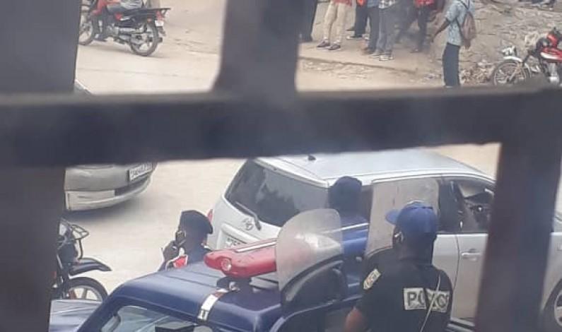 Matadi: la police étouffe la marche contre le nouveau président désigné de la CENI