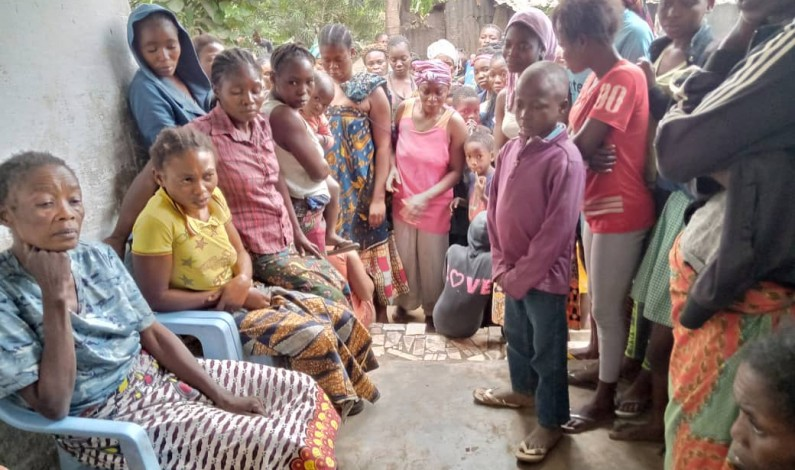 Kongo central: un mort et deux blessés dans une attaque à mains armées à Kasangulu