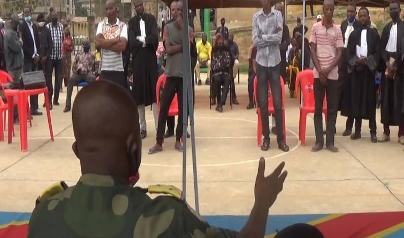 Matadi: peine capitale pour quatre bandits à mains armées