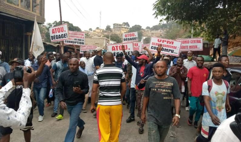 Matadi: début de la marche contre le gouverneur