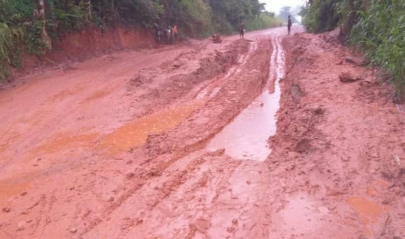 Kongo central: le tronçon Manterne-Tshela sera réhabilité sous peu
