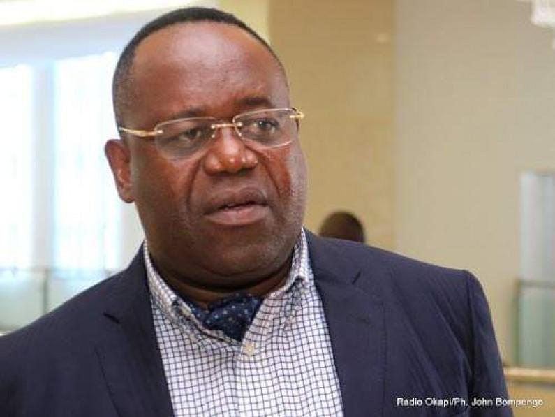L'ancien président de l'Assemblée provinciale de Kinshasa Roger Nsingi est libre
