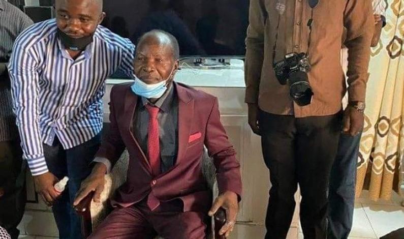 RDC: Ne Muanda Nsemi regagne sa maison