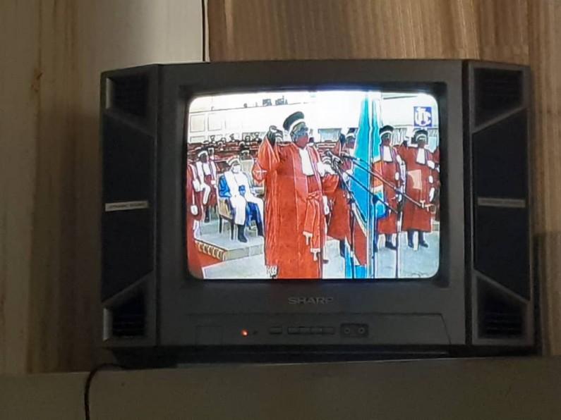 RDC: des hauts magistrats récemment nommés prêtent serment