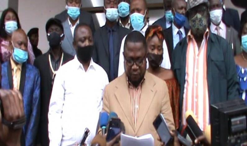 Kongo central: des députés provinciaux renouvellent leur soutien au gouverneur et prônent le dialogue