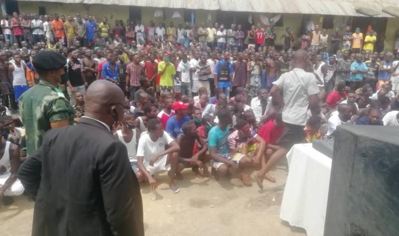Matadi: des prisonniers bénéficient de la grâce présidentielle
