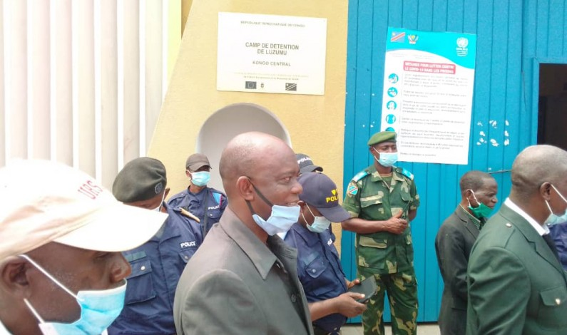 Kongo central: des prisonniers de Luzumu bénéficient de la grâce présidentielle